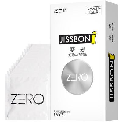 ZERO靈感超薄3只裝/12只裝 杰士邦-12只裝