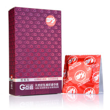 倍力乐G点套香氛红盒10只装